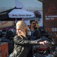 Harley Davidson Days 2016 :: Sasha Bobkov