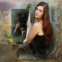 Юная художница.. :: И. Игонин