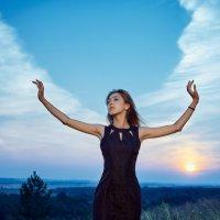 Только небо знает истинное состояние нашей души :: Илья Макаров