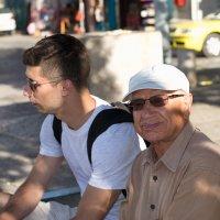 Дед и внук :: Valeria Ashhab