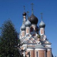 Преображенский собор в Бердске. :: Мила Бовкун