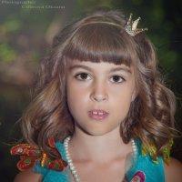 Алиса в стране чудес :: Оксана Циферова
