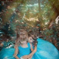 Сестрёнки :: Оксана Циферова