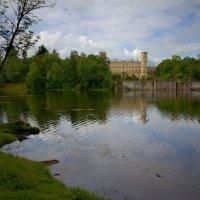 Вид на Гатчинский дворец :: Константин