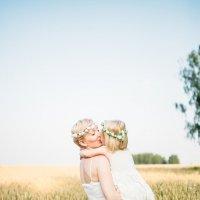 мама и дочка :: Оксана Шорохова