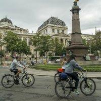 Прогулка по Вене :: Игорь Сикорский