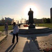 Памятник Кол Гали :: Александр Алексеев