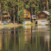 Озеро Тургояк... :: Альмира Юсупова