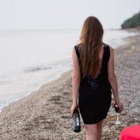 в мыслях морского бриза :: Виктория Комарова