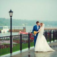 свадьба в дождь :: Ольга Челышева