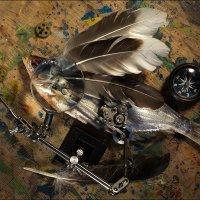 Летучая рыба. Прототип. :: Lev Serdiukov