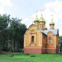 Ачаирскй монастырь :: раиса Орловская