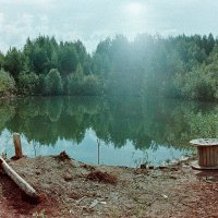 Озерцо. :: Валерий Молоток