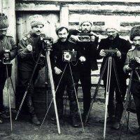 Первые военкоры Императорской Российской армии на 1-ой мировой войне :: Дядюшка Джо