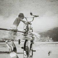 Детские велопрогулки :: Людмила Кунченко
