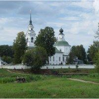 Свято-Запрудненская церковь. Кострома. :: Олег