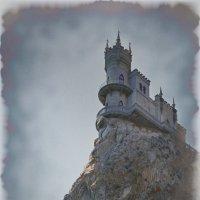 старая визитная карточка Крыма :: Сергей Розанов