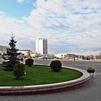 Площадь :: Андрей Самуйлов
