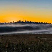 пока не рассеялся туман... :: Moscow.Salnikov Сальников Сергей Георгиевич