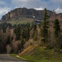 Хребет Каменное море... :: Юлия Бабитко