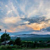 вот моя деревня :: Tatyana Belova