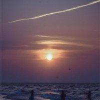 Закат солнца :: Gulyara Rostovtseva