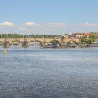 Прага Карлов мост :: Priv Arter
