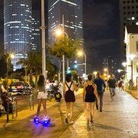 ночь на улицат Т.А :: Адик Гольдфарб