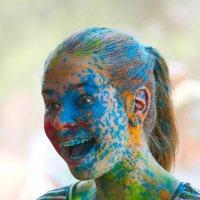 Сине зеленая радость :: Антон Бегеба