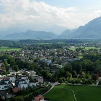 Зальцбург у подножья Альп :: Елена Пономарева