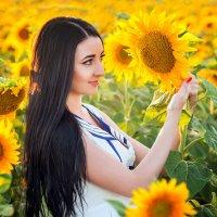 Солнце в руках :: Кристина Волкова(Загальцева)