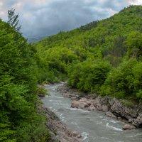 река Белая... :: Юлия Бабитко
