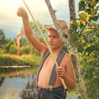 Рыбалка :: Ольга Васильева