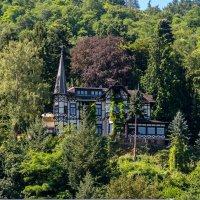 Дом на склонах реки Мозель :: Witalij Loewin
