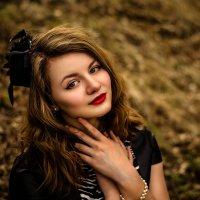 портрет :: Sophiko Gelashvili-Sviridova