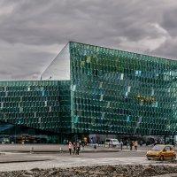Iceland 07-2016 Reykjavik,Harpa :: Arturs Ancans