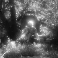 В саду :: Anatolyi Usynin