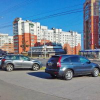 Утренняя улица :: Михаил Николаев