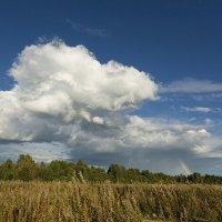 Облако с радугой :: Владимир