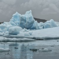 Ледниковая лагуна :: klara Нейкова