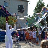 Большой пузырь :: Ольга