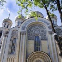 Церковь Святых Константина и Михаила в Вильнюсе :: Kliwo