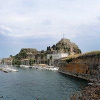 Старая крепость в Керкире. Перед грозой :: Мария Кондрашова