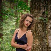 Магическая красота леса :: Марина Марамыгина