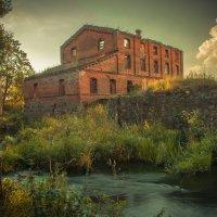 Старая мельница :: Ира Петрова