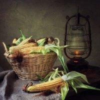 Натюрморт с кукурузой :: Ирина Приходько
