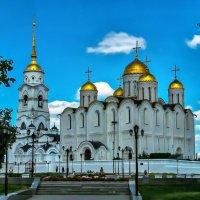 Успенский Собор во Владимире :: Ирина Falcone