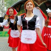 Красные Звездочки / Праздник Топора :: MoskalenkoYP .