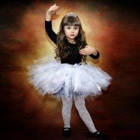 Балерина :: Екатерина Волк