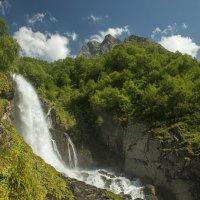 Чучхурский водопад :: Евгений Khripp